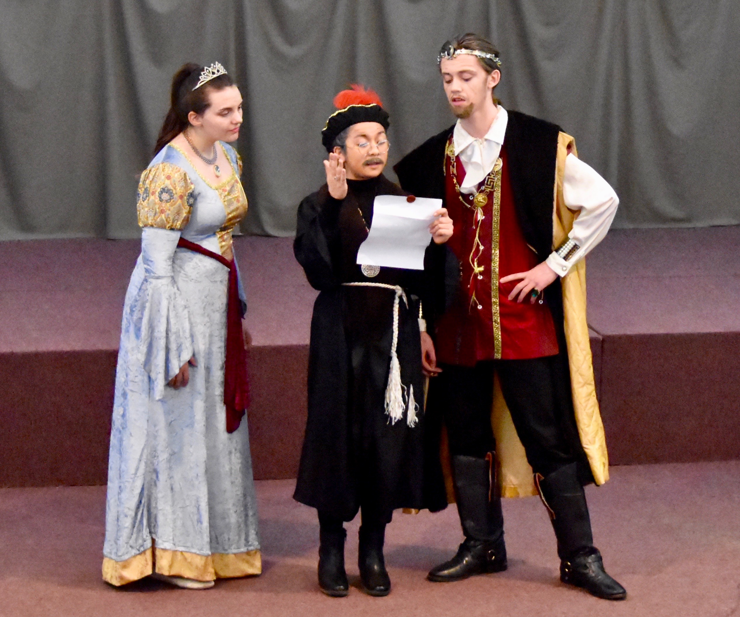 Polonius expostulates