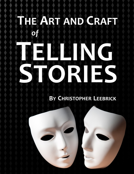 Final Book Cover - Art and Craft of Telling Stories